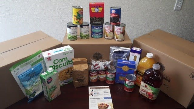 Access to Food for Families