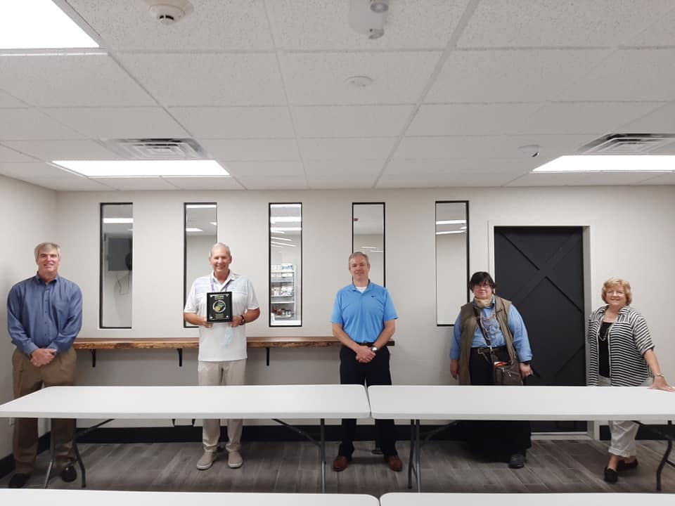 Rotary Clubs unite for NSC kitchens!